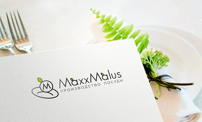 Логотип для нового бренда повседневной посуды фото f_2595ba8516b9d756.png