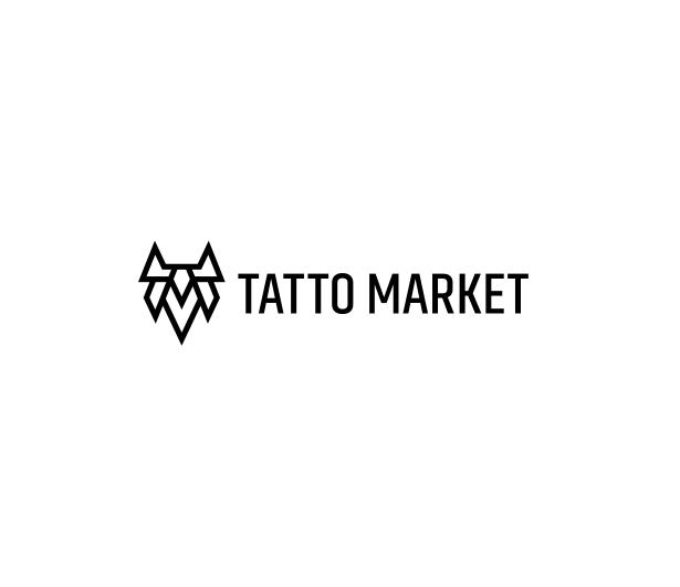 Редизайн логотипа магазина тату оборудования TattooMarket.ru фото f_3465c3ca1b541546.png