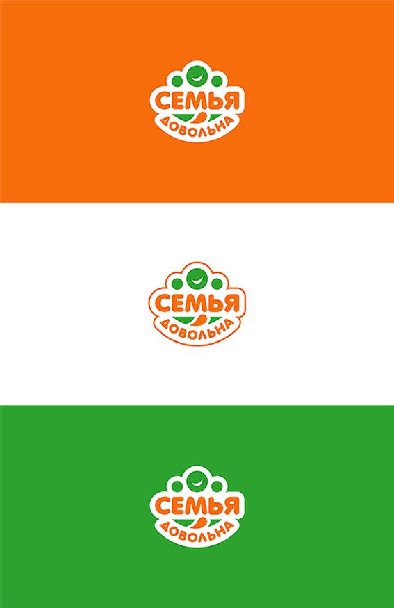 """Разработайте логотип для торговой марки """"Семья довольна"""" фото f_4335b933c79dc8df.png"""