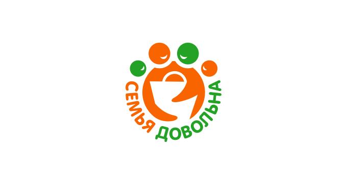 """Разработайте логотип для торговой марки """"Семья довольна"""" фото f_5485ba8fd536bccc.png"""