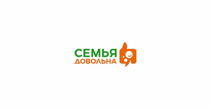 """Разработайте логотип для торговой марки """"Семья довольна"""" фото f_6875b9bca69c70b7.png"""