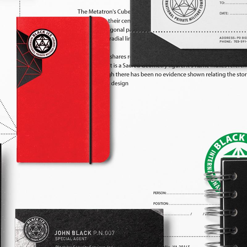 "Логотип + Фирменный стиль для компании ""BLACK ICE"" фото f_34756f259daa93ec.jpg"