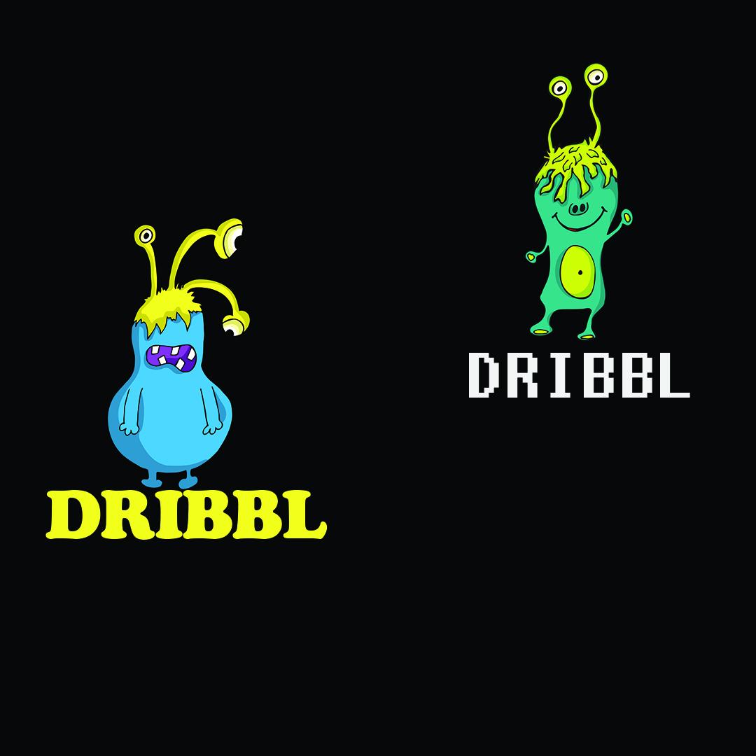 Разработка логотипа для сайта Dribbl.ru фото f_0215a9c5452dea24.jpg