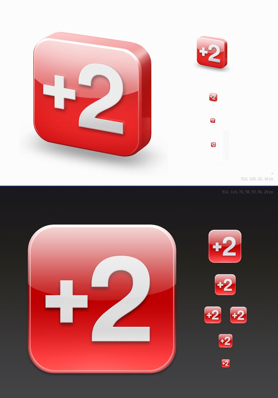 Иконка приложения для MacOS и iOS