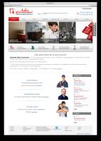 Интернет-магазин сантехники на UMI.CMS с интеграцией 1С