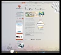 Наш корпоративный сайт IT-компании Muralex на UMI.CMS