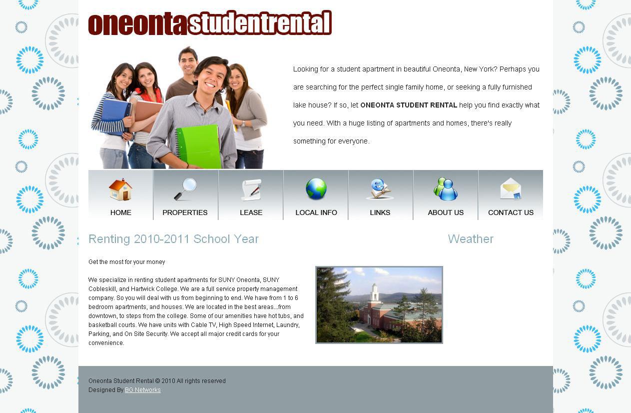 ONEONTA STUDENT