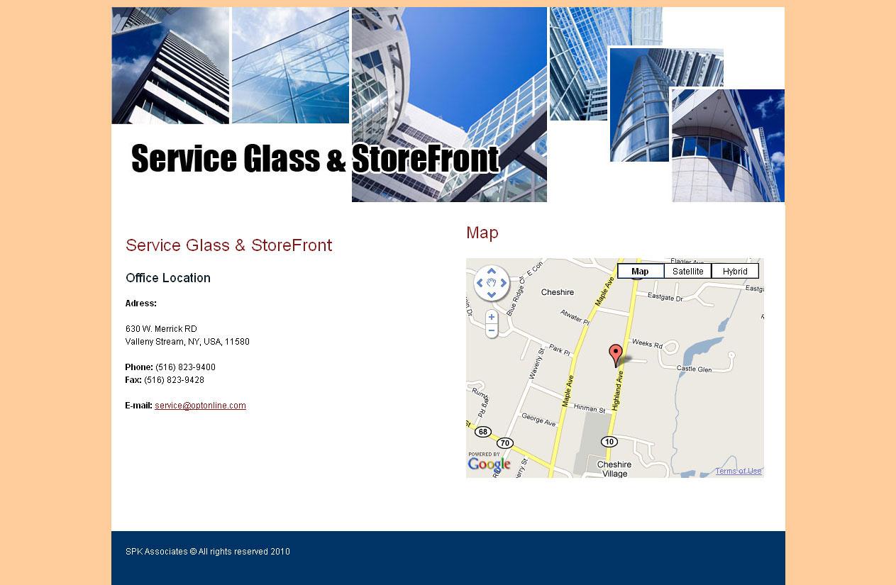 Service Glass & StoreFront