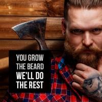 Баннеры борода. Победитель в конкурсе