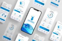 Дизайн приложения для Водоматов