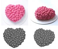 Моделирование для пищевых силиконовых форм