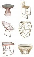 Трубочная мебель