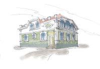 Рисунок дома 2