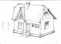 Рисунок дома -2