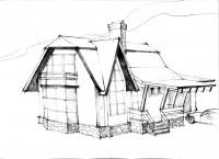 Рисунок дома -3