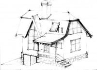 Рисунок дома -4