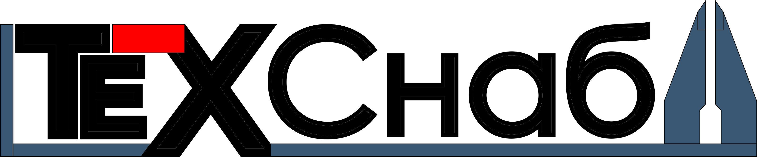 Разработка логотипа и фирм. стиля компании  ТЕХСНАБ фото f_4205b1ce1f9ed162.jpg