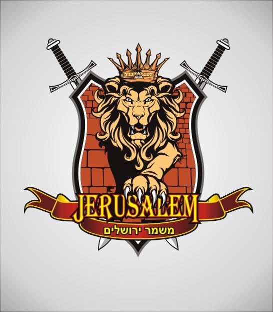 Разработка логотипа. Компания Страж Иерусалима фото f_49452066341cf0a4.jpg
