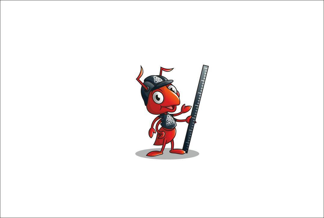 """Необходимо разработать дизайн персонажа """"Муравей"""" для сайта  фото f_7765773bf9ce61ba.jpg"""