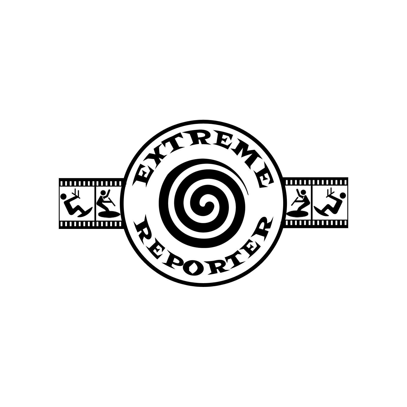 Логотип для экстрим фотографа.  фото f_3495a526e59004d8.png