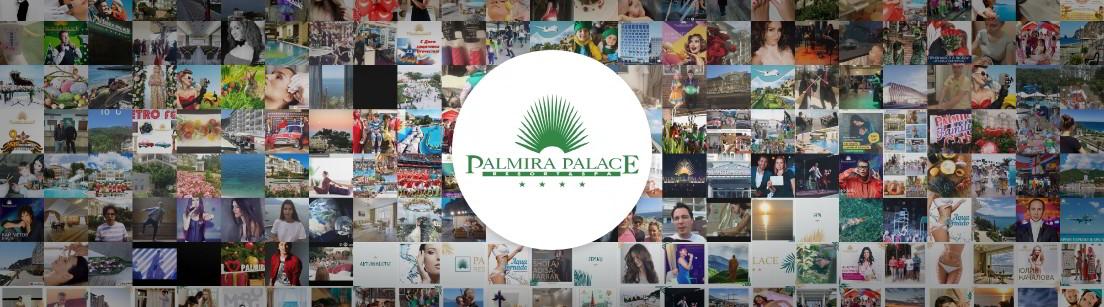Продвижение аккаунта palmirapalacehotel в Instagram
