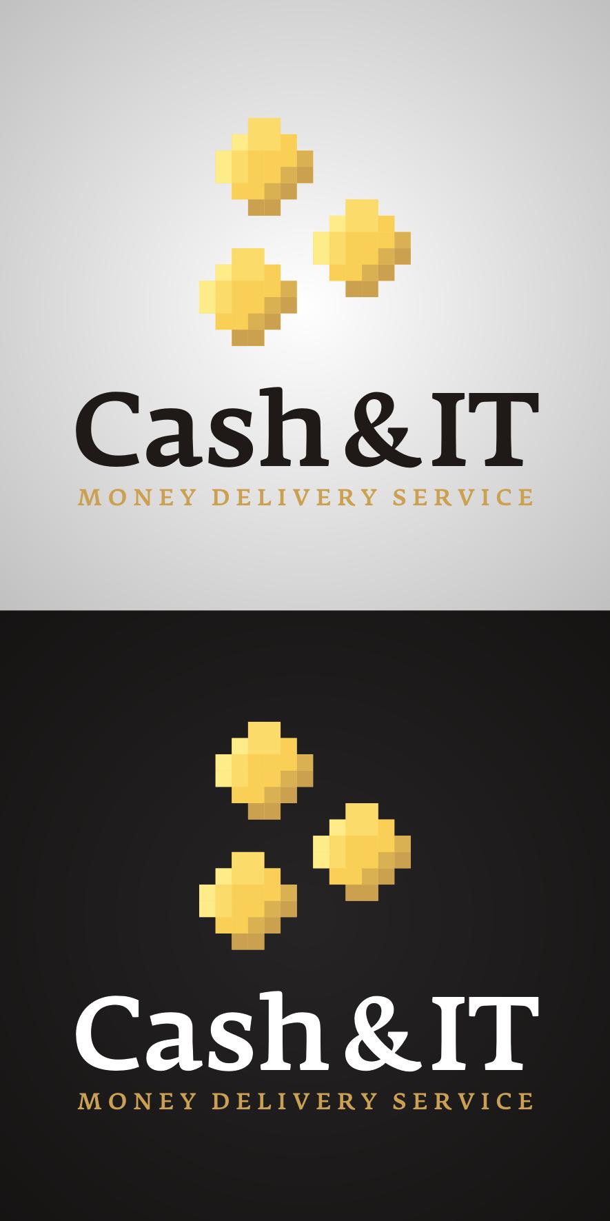 Логотип для Cash & IT - сервис доставки денег фото f_8515fdba6224d28f.png