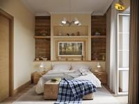 Разработка дизайн-проекта жилого интерьера (пакет Основной)