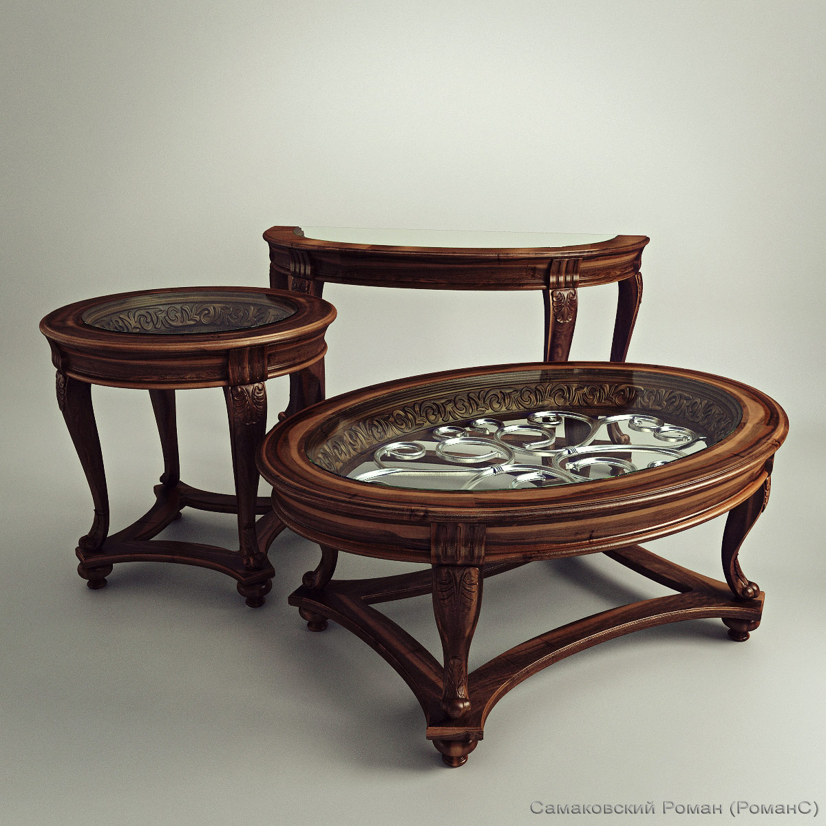 """Мебель - столики """"NorthShore"""""""