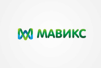 Логотип Мавикс