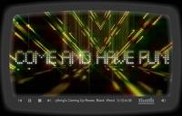 XML Аудио плеер с видео эффектами на AS2