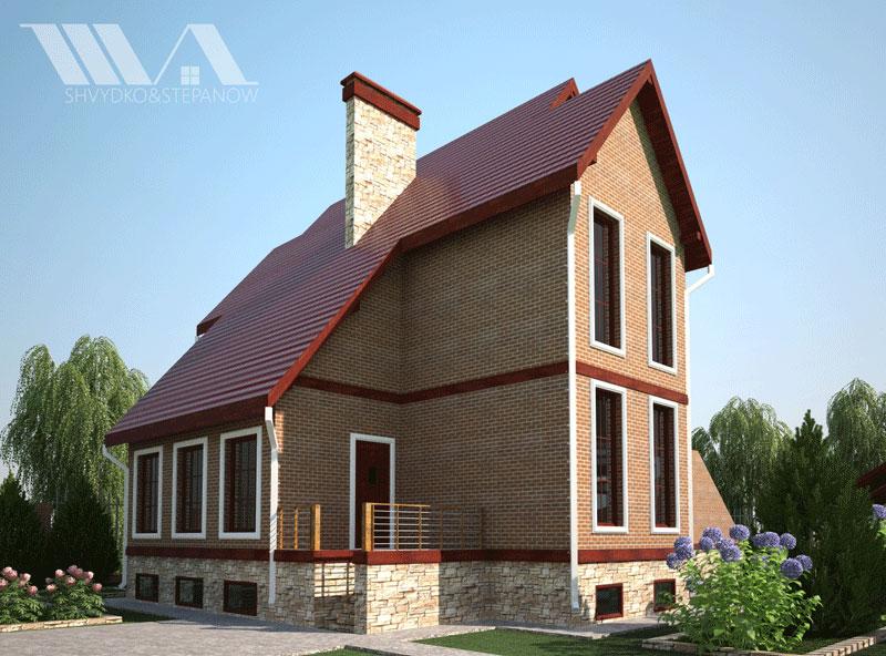 Инивидуальный жилой дом