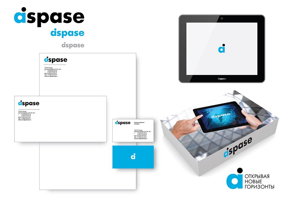 Разработать логотип и фирменный стиль для компании AiSpace фото f_27751b0a58d8e57c.jpg