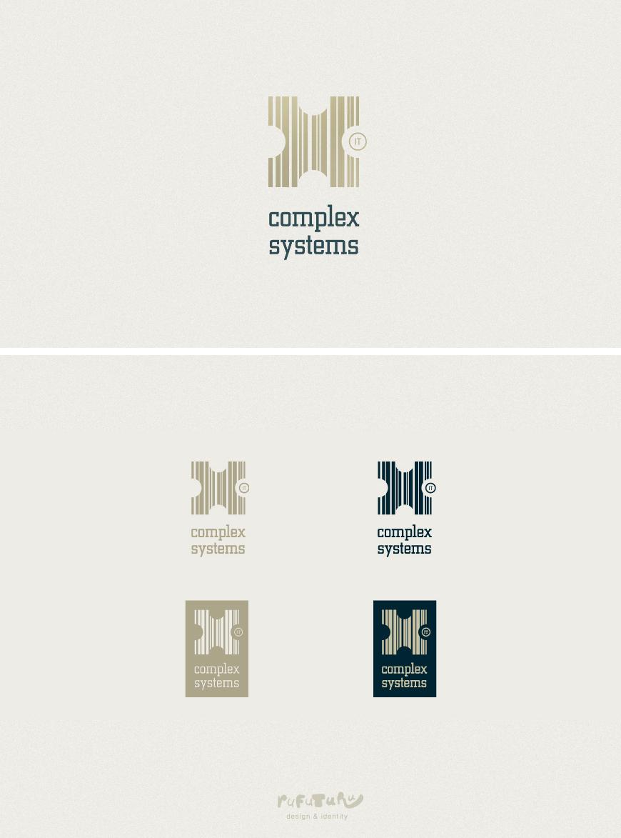 Complex Systems. Логотип 2.0