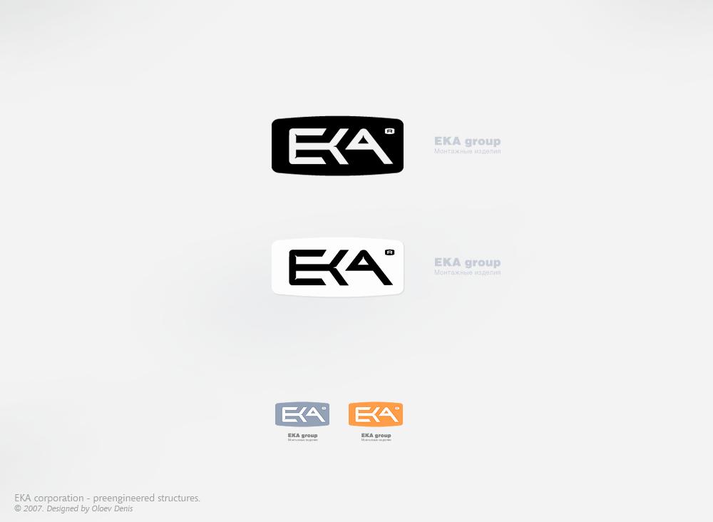 EKA. Логотип