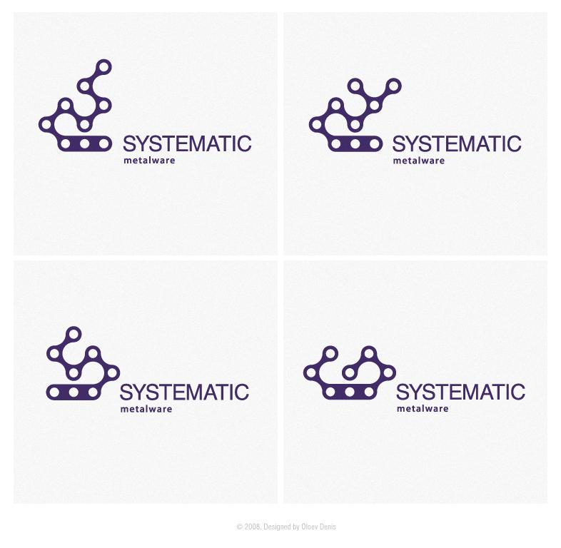Systematic. Логотип