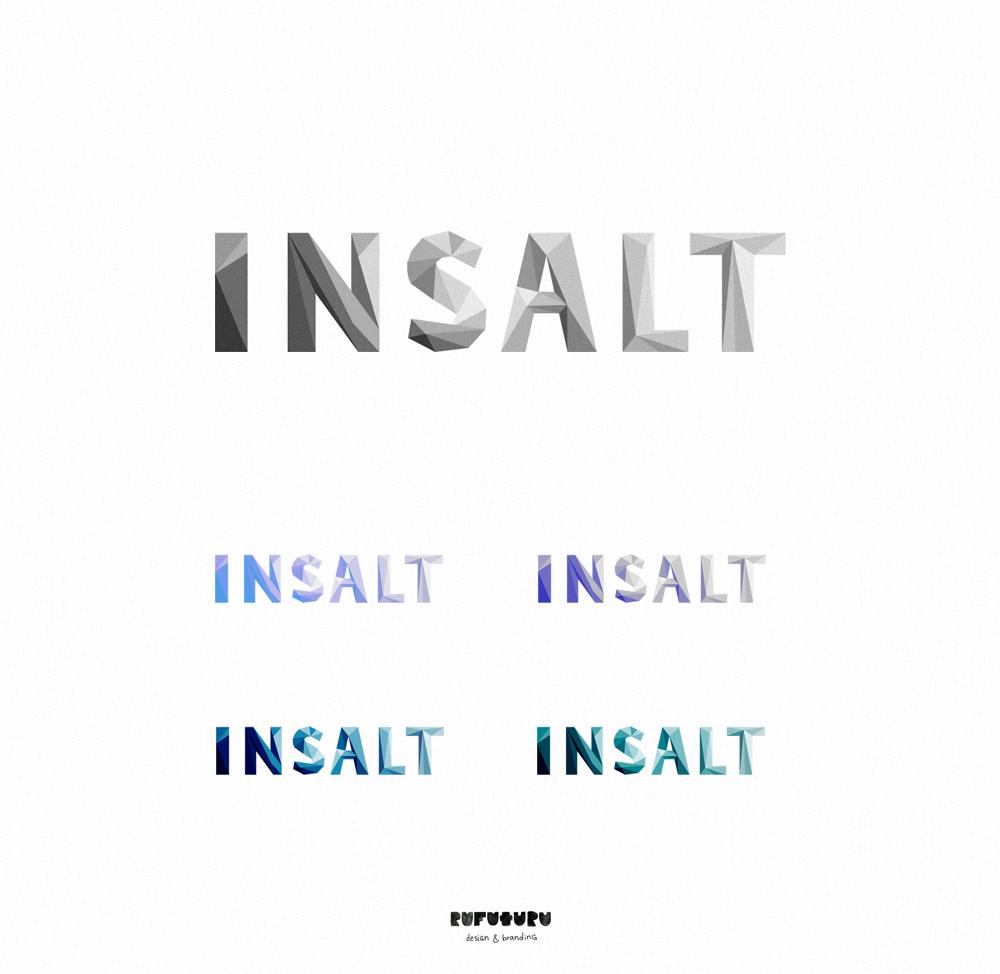 Insalt. Логотип