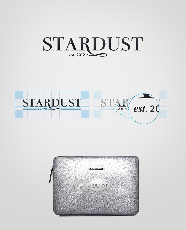 Stardust. Логотип.