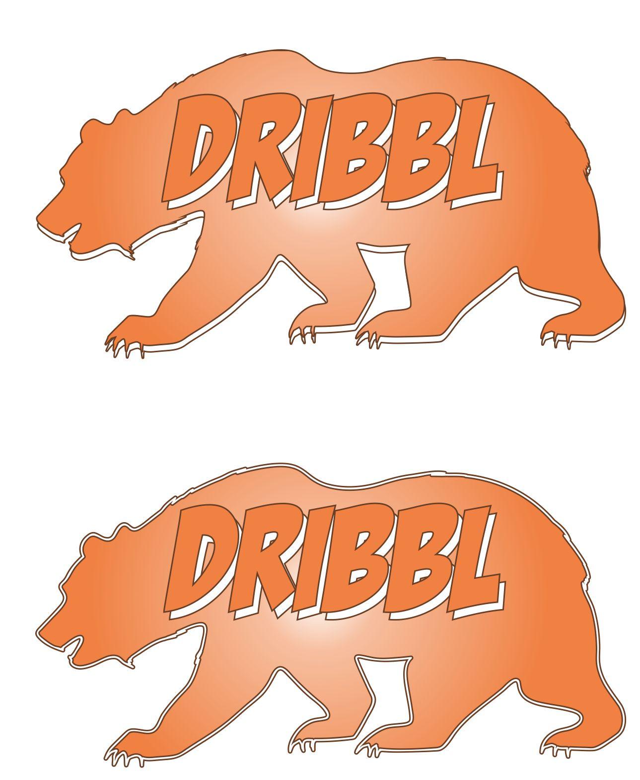 Разработка логотипа для сайта Dribbl.ru фото f_4875a9d17ac5140f.jpg