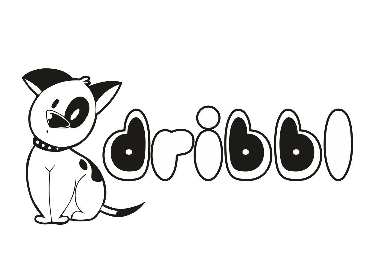 Разработка логотипа для сайта Dribbl.ru фото f_5895a9d1e5d83674.jpg