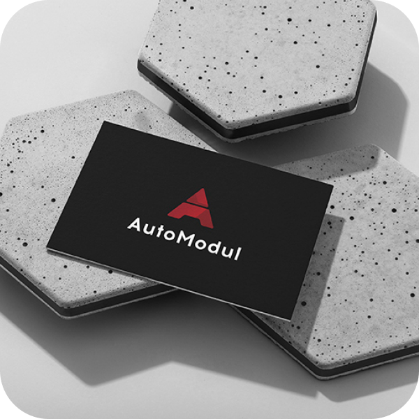 """Разработка логотипа для компании """"AutoModul"""""""