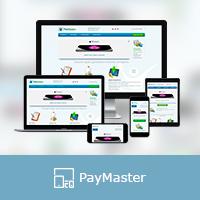"""Адаптивная верстка сайта компании """"PayMaster.ua"""""""
