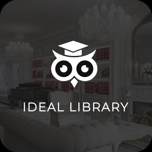 IdealLibrary - продажа библиотек и книг премиум сегмента