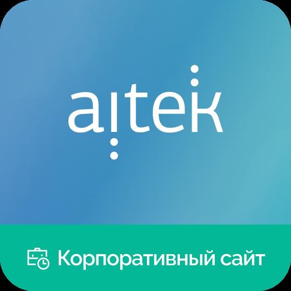 """Разработка сайта под ключ для компании """"АйТек"""""""