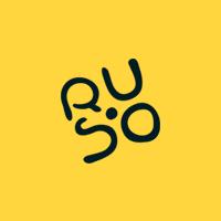 """Разработка логотипа и фирменного стиля """"RUSO"""""""