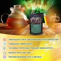 Баннер про чай