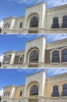 Замена цвета (Здание)