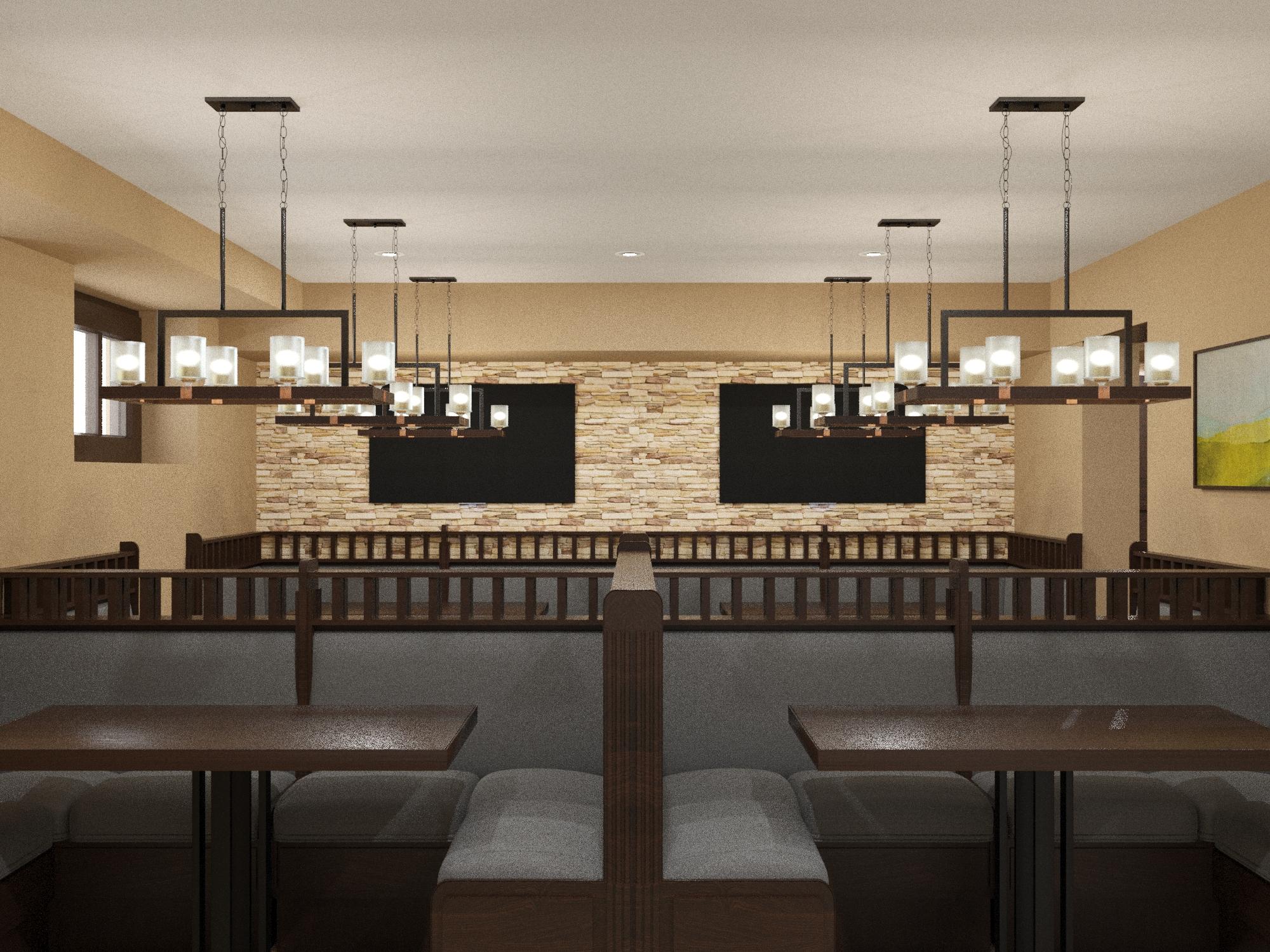 Ресторан, Бильярдный клуб
