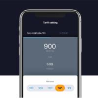iOS приложение для мобильного оператора