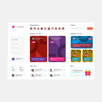 Education APP - UI kit