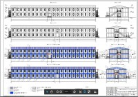 Общежитие на 250 мест Задачи модульного проектирования.